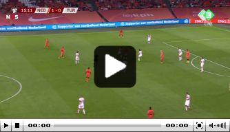Hand van Van Gaal: heerlijke aanval van het Nederlands elftal