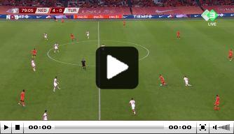 Video: Til doet net als wat hij bij Feyenoord doet: scoren