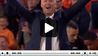 Video: KNVB zet Van Gaal in de picture na interlandbreak