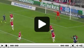 Wat een raket: Boscagli pegelt PSV heerlijk op voorsprong