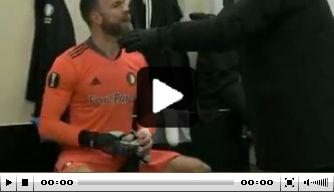 Mooie beelden Feyenoord-docu: Marsman wordt he-le-maal gek