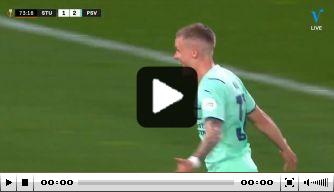 Video: Max stelt met absolute wereldgoal PSV-zege veilig