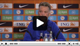 """Van Gaal zag wangedrag Lang: """"Verwacht dat hij langskomt"""""""