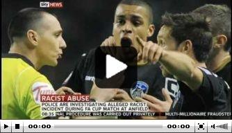 Video: Oldham-speler in tranen na racisme