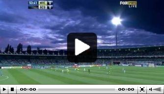 Video: Kewell scoort voor Melbourne Victory