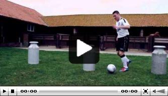 Video v/d dag: Ipswich Town presenteert zich op boerderij