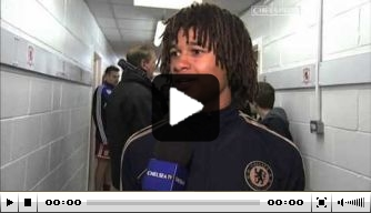 Video: Aké over zijn basisdebuut bij Chelsea