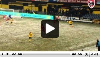 Video: Veendam sluit af met competitiezege