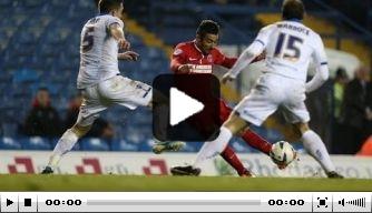 Video: Ghoochannejhad scoort fraai voor Charlton