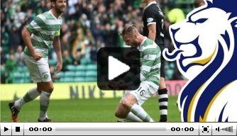 Video: Celtic maakt gehakt van Dundee United