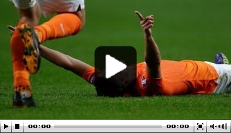 Video: Oranje rekent na rust af met Kazachstan
