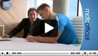 Video v/d dag: Joe Hart over zijn nieuwe contract bij City