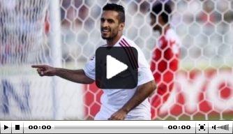 Video: Emiraten scoren al na veertien seconden