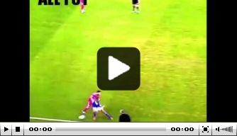Video: Choupo-Moting dolt Real-speler Carvajal