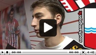 Video: Basisdebutant Djuricic baalt van nederlaag Southampton