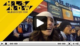 Video: New York City-supporters in zevende hemel