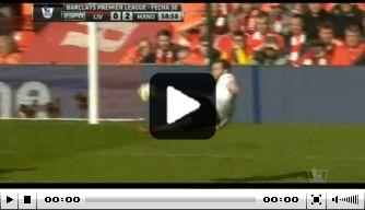 Video: de wereldgoal van Juan Mata tegen Liverpool