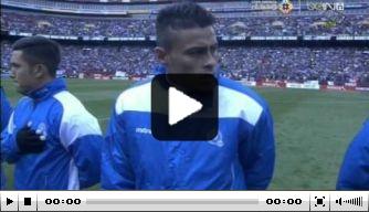 Video: verkeerd volkslied voor spelers El Salvador