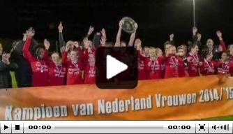 Video: Twente-vrouwen beginnen aan nieuw hoofdstuk