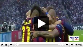 Video v/d dag: hoogtepunten van Juventus - Barcelona