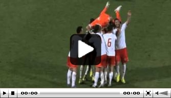 Video: Malta-international scoort prachtig na rush