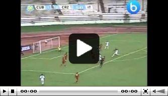 Fraaie beelden: het WK-kwalificatieduel Cuba-Curacao