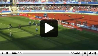 Video: Uruguay en Paraguay in volgende ronde na remise