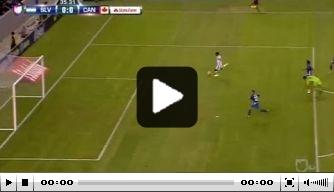 Video: daarom eindigde Canada - El Salvador in 0-0