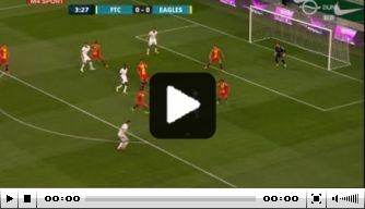 Video v/d dag: hoogtepunten Ferencváros - Go Ahead
