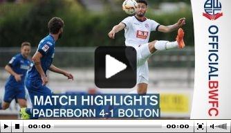 Video: aanwinst Paderborn volleert bal van 40 meter raak