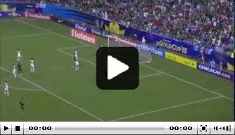 Video: Mexico en Trinidad & Tobago scoren acht keer